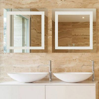 Bathroom Lighted Mirrors