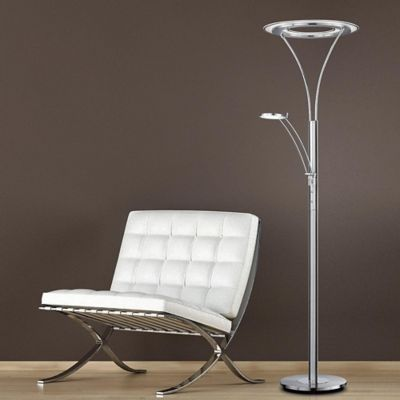 Floor and Table Lamps Torchiere with Reading Lights