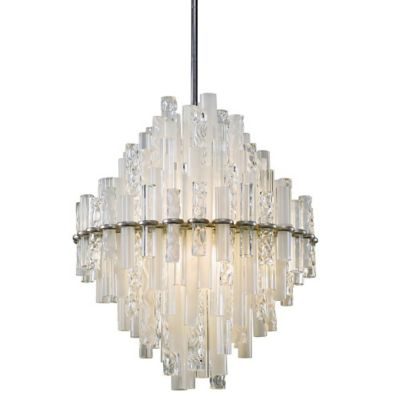 Chandeliers linear suspension · corbett lighting