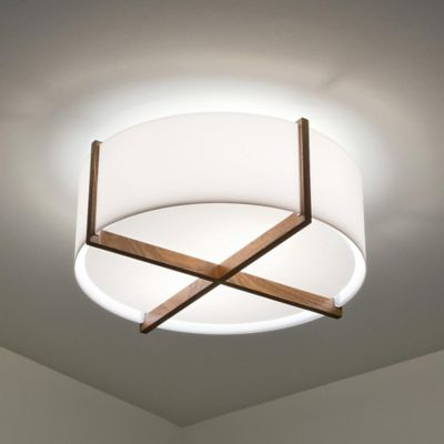 Ceiling lights modern contemporary ceiling fixtures at lumens flushmounts aloadofball Images