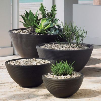 Outdoor Living Planters