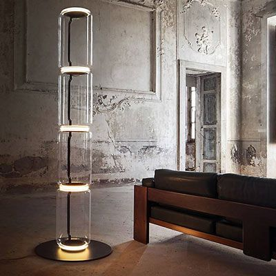 Floor Lamps Crystal