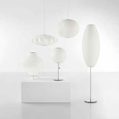 Herman Miller Nelson Bubble Lamps