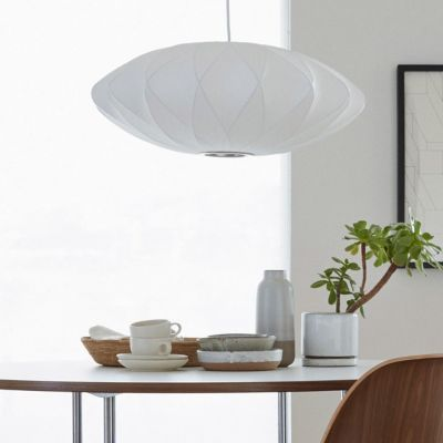 Mid century modern lighting furniture home decor at lumens george nelson aloadofball