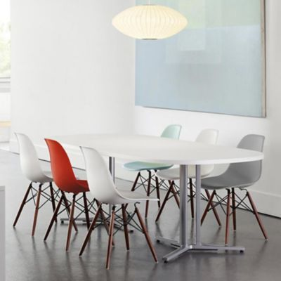 Herman Miller Eames Molded Shell Chairs