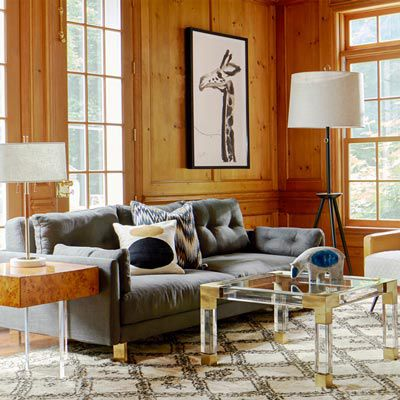 Living Room Furniture 6 Tips for Mixing Design Styles