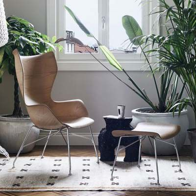 Kartell Lounge Chairs & Sofas