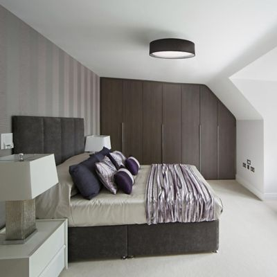 Flush & Semi-Flushmounts Lighting Options for Low Ceilings