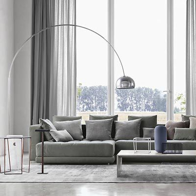 Living Room Lighting Buyer's Guide to Floor Lamps