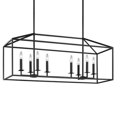 Generation Lighting Chandeliers & Linear Suspension
