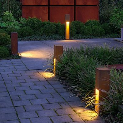Landscape Lighting Landscape Path Deck Lights At Lumenscom