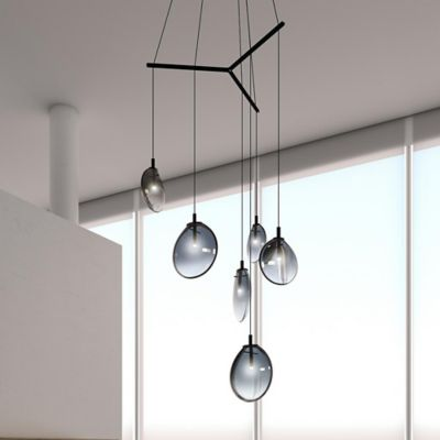 Multi-Light Pendants · Pendant Lighting Crystal Pendants 6139f25afd14