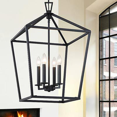Pendant Lighting Cage Pendants