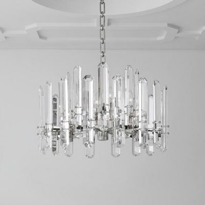 Visual Comfort Chandeliers & Linear Suspension