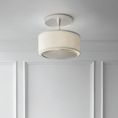 Entryway & Foyer Lighting Semi-Flushmounts