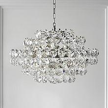 Chandeliers & Linear Suspension Crystal Suspension