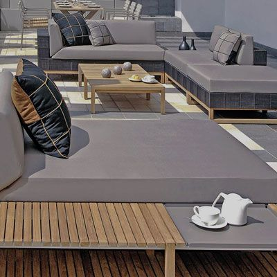 Outdoor Dining Furniture How To Create An Entertainment Friendly Outdoor Space