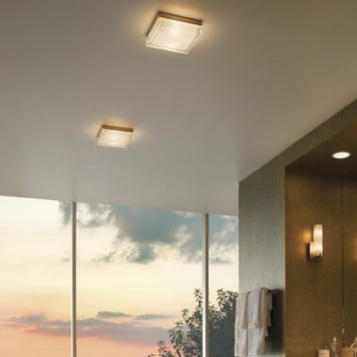 Flush semi flushmount lighting low profile lighting at lumens flushmounts aloadofball Images