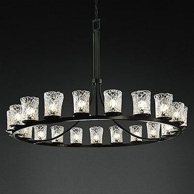 Justice Design Group Chandeliers & Linear Suspension