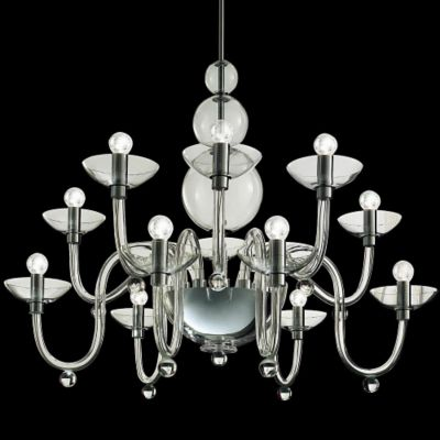 Leucos Lighting Chandeliers & Linear Suspension