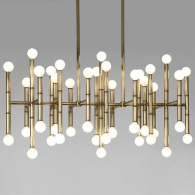 robert abbey lighting fixtures. Linear Suspension · Robert Abbey Lighting Fixtures L