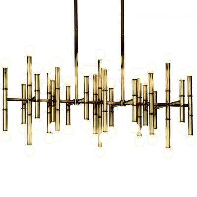 Robert Abbey Chandeliers & Linear Suspension