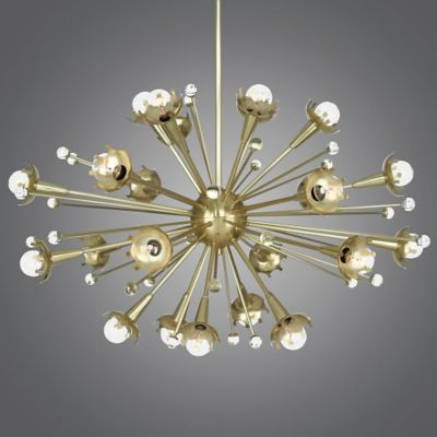 Chandeliers · Robert Abbey Linear Suspension
