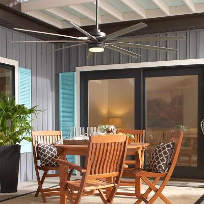 Outdoor Living Patio Fans