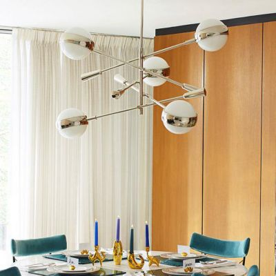 Mid century modern lighting furniture home decor at lumens jonathan adler mid century modern flos lighting aloadofball Images